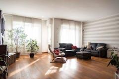 Four-bedroom Apartment of 225m² in Via Leoncavallo  1