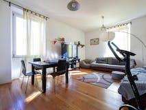 Two-bedroom Apartment of 80m² in Via Foligno