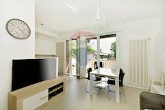 Three-bedroom Apartment of 106m² in Via Vittoria