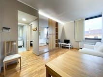Studio of 45m² in Via Nizza 26